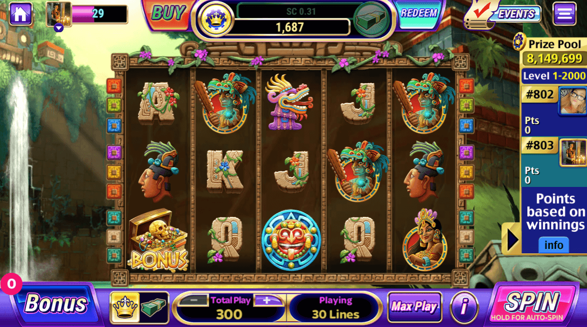 LuckyLand Slots Power Of Ra