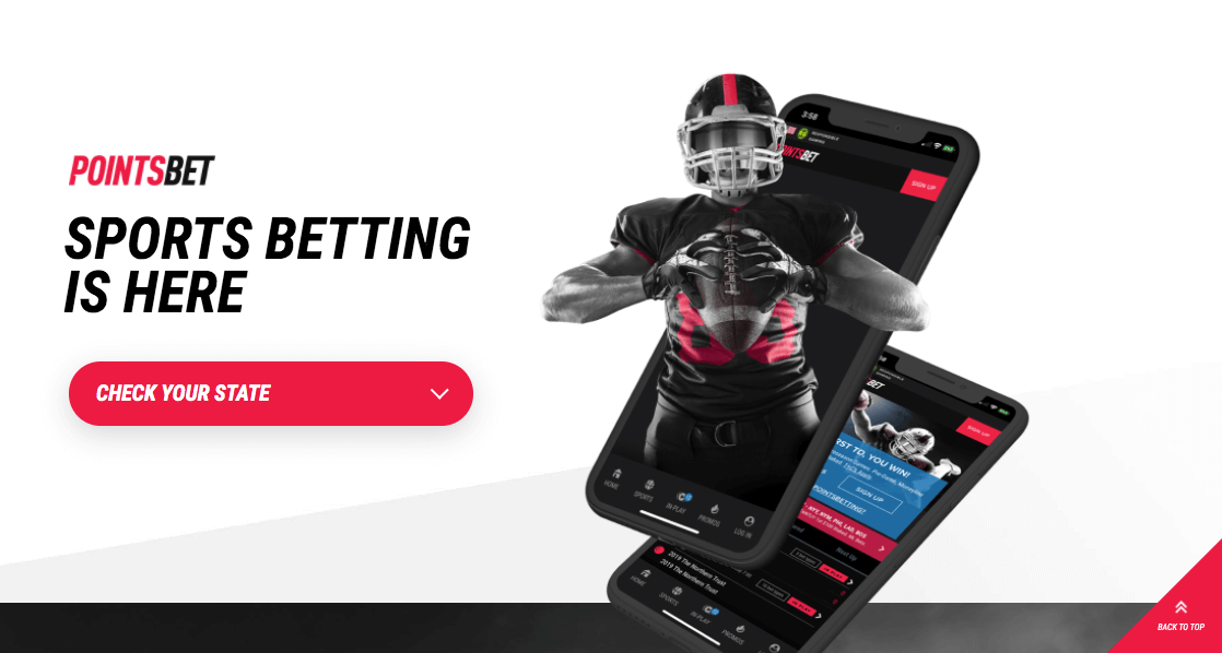 PointsBet Sportsbook Official Page
